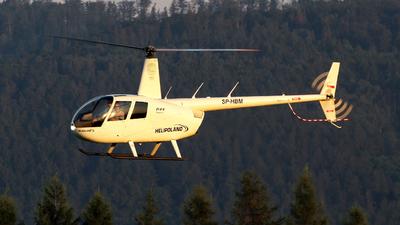 SP-HBM - Robinson R44 Raven - Helipoland