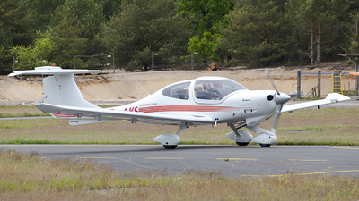 SP-AKS - Diamond DA-40D Diamond Star TDI - Private