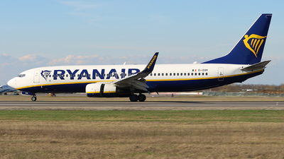 A picture of EIEBM - Boeing 7378AS - Ryanair - © Calin Horia Lupu