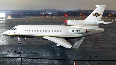 XA-BEG - Dassault Falcon 900EX - Private