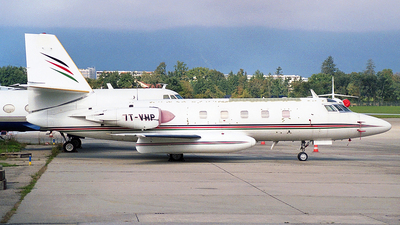 7T-VHP - Lockheed L-1329 JetStar II - Palestine - Government