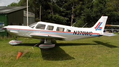 A picture of N370WC - Piper PA32300 - [327840196] - © Glyn Charles Jones