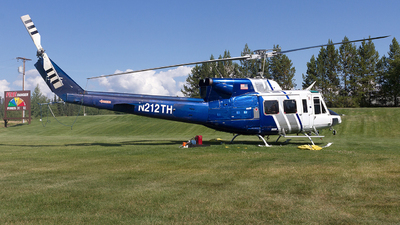 N212TH - Bell 212 - Private