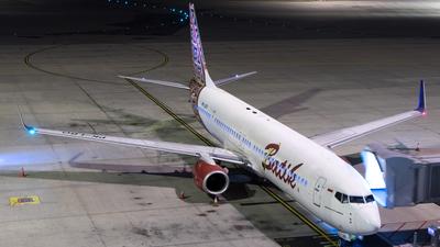 PK-LBO - Boeing 737-9GPER - Batik Air