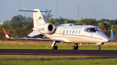 LV-CPC - Bombardier Learjet 60 - Pacific Ocean Private Flights