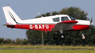 A picture of GBAFU - Piper PA28140 - [2820759] - © Brian T Richards