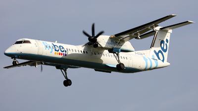G-ECOA - Bombardier Dash 8-Q402 - Flybe