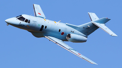 82-3007 - Raytheon U-125A - Japan - Air Self Defence Force (JASDF)