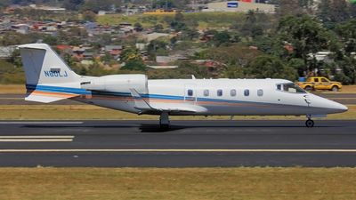 N60LJ - Bombardier Learjet 60XR - Private