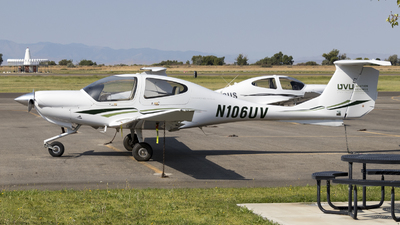 N106UV - Diamond DA-40 Diamond Star - Utah Valley University