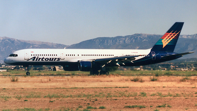 G-WJAN - Boeing 757-21K - Airtours International Airways
