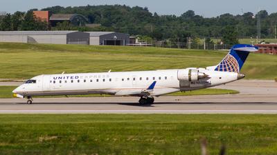 N509MJ - Bombardier CRJ-701 - United Express (Mesa Airlines)