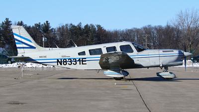 N8331E - Piper PA-32-301T Turbo Saratoga - Private