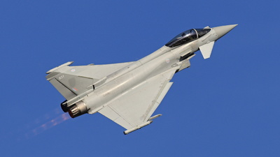 ZJ931 - Eurofighter Typhoon FGR.4 - United Kingdom - Royal Air Force (RAF)