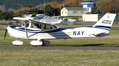 ZK-NAY - Cessna 172S Skyhawk SP - Nelson Aviation College