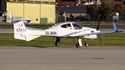 SE-MIN - Diamond DA-42 Twin Star - Scandinavian Aviation Academy