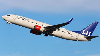 A picture of LNRRG - Boeing 73785P - SAS - © R.Rimestad