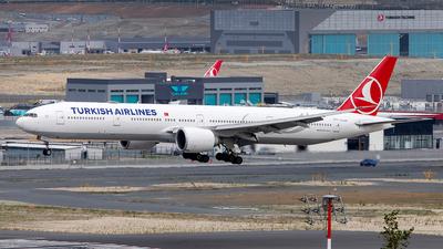 TC-LKC - Boeing 777-3U8ER - Turkish Airlines