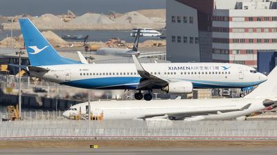 A picture of B5551 - Boeing 73784P - Xiamen Air - © Michael Malone