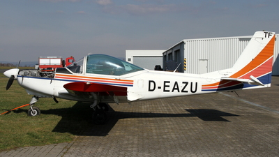 D-EAZU - FFA AS-202/18A Bravo - Private