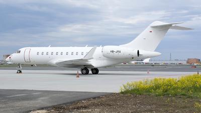 A picture of HBJRX - Bombardier Global 5000 -  - © Jevgeni Ivanov