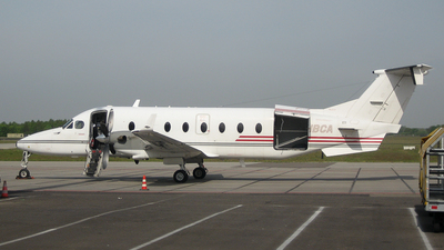 F-HBCA - Beech 1900D - Chalair Aviation