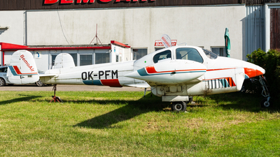OK-PFM - Let L-200 Morava - Bemoair