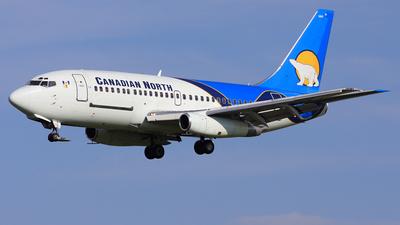 C-GDPA - Boeing 737-2T2C(Adv) - Canadian North