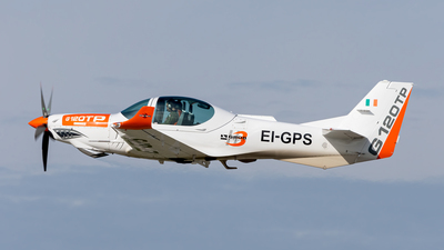 EI-GPS - Grob G120TP - Grob Power Services
