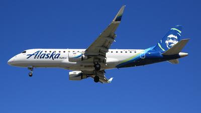 N173SY - Embraer 170-200LR - Alaska Airlines (Skywest Airlines)