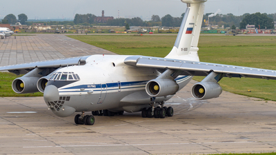 RF-86908 - Ilyushin IL-76MD - Russia - Air Force
