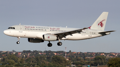 A7-ADI - Airbus A320-232 - Qatar Airways