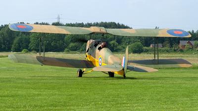 A picture of GAPAP - De Havilland DH82 Tiger Moth - [83018] - © Paul Stam