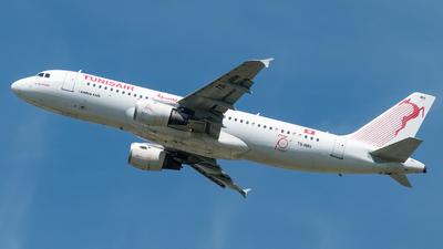 TS-IMH - Airbus A320-211 - Tunisair