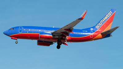 N7714B - Boeing 737-76N - Southwest Airlines