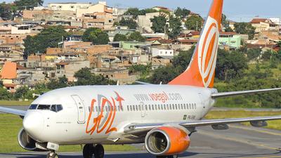 PR-VBM - Boeing 737-7EA - GOL Linhas Aéreas