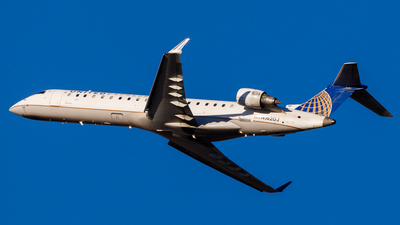 N162GJ - Bombardier CRJ-702 - United Express (GoJet Airlines)