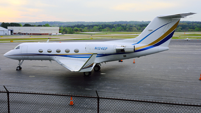 N124EP - Gulfstream G-III - Private