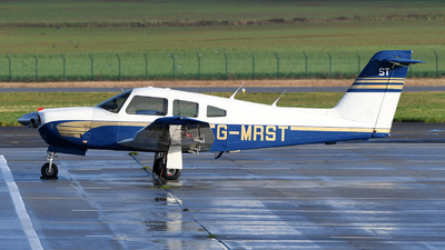 A picture of GMRST - Piper PA28RT201 - [28R7918068] - © bruno muthelet