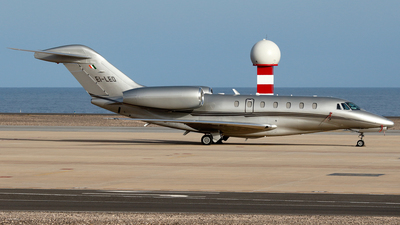 EI-LEO - Cessna 750 Citation X - Private Sky