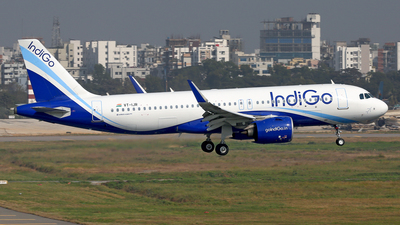 A picture of VTIJR - Airbus A320271N - IndiGo - © Raihan Ahmed