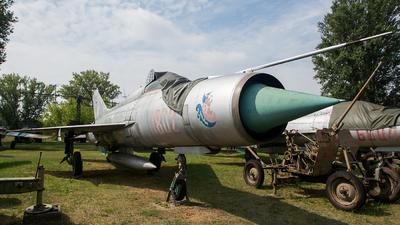 1802 - Mikoyan-Gurevich MiG-21PF Fishbed - Poland - Air Force