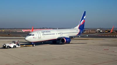 VP-BFB - Boeing 737-8LJ - Aeroflot