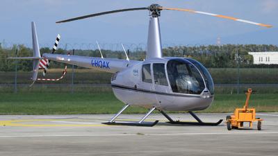 I-HOAX - Robinson R44 Raven II - Private