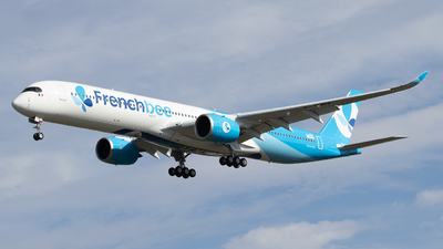 F-WZNN - Airbus A350-1041 - French Bee