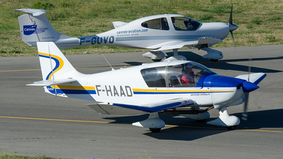 F-HAAD - Robin DR400/120 Dauphin 2+2 - Private