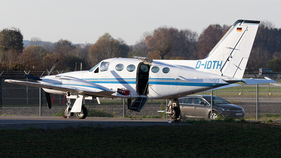 D-IDTH - Cessna 421C Golden Eagle - Private