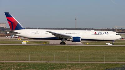 N830MH - Boeing 767-432(ER) - Delta Air Lines
