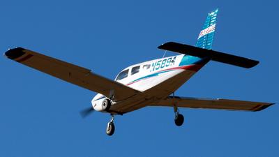 N589A - Piper PA-28-181 Archer - ATP Flight School