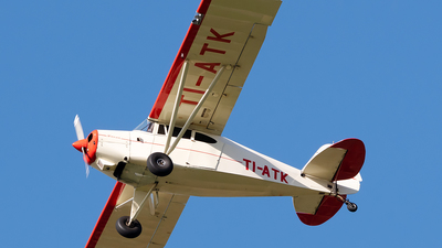 TI-ATK - Piper PA-22-150 Tri-Pacer - Aeroclub del Aranjuez